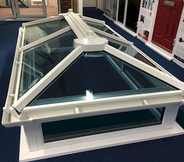 View Roof Lanterns in our Trade Counters