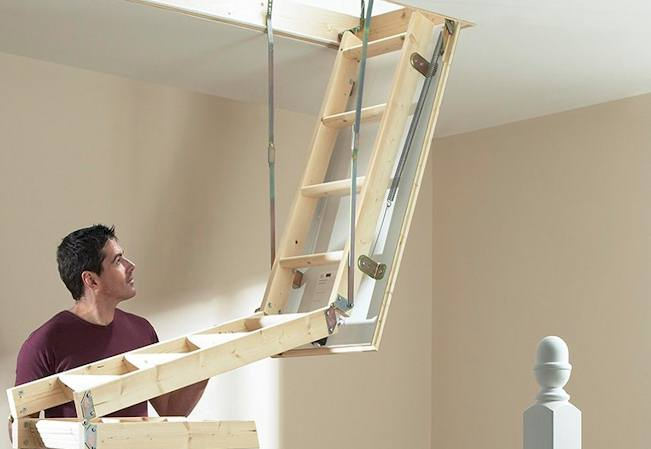 Loft Hatches & Ladders