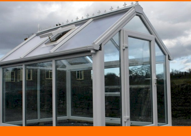uPVC Ultimate Greenhouse