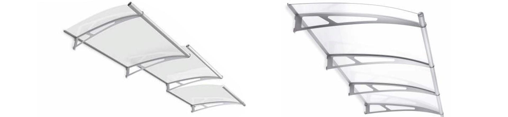 Door Canopies Canopies  sc 1 st  Master Plastics & Suppliers of GRP Glass u0026 Acrylic Door Canopies | Order Online at ...