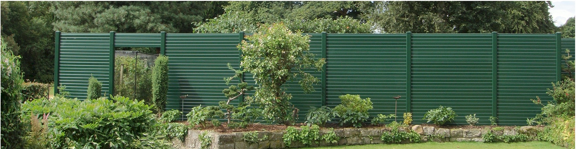 Suppliers of plastic garden fencing order online at